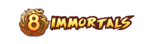 """8 Immortalsi"" logo"